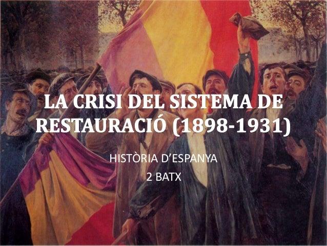 HISTÒRIA D'ESPANYA 2 BATX