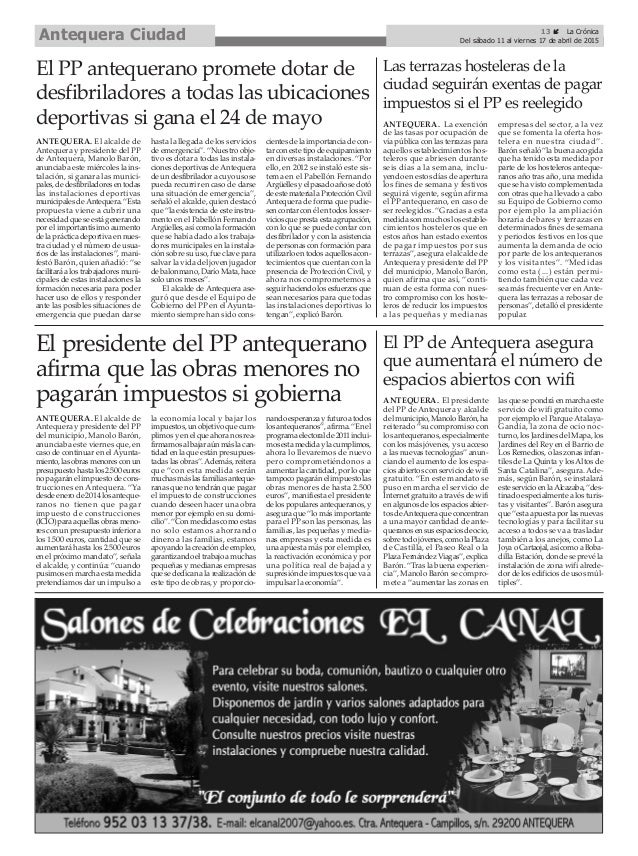 La Crónica 642