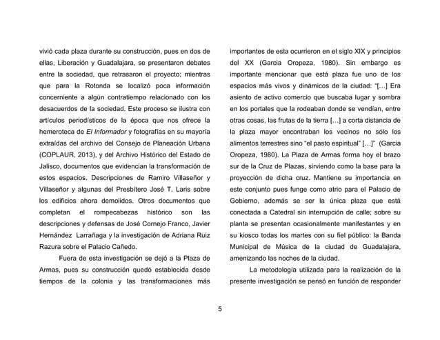 8  económico de la sustitución de importaciones y del estado de bienestar; sobre esto se puede decir que la ciudad latinoa...