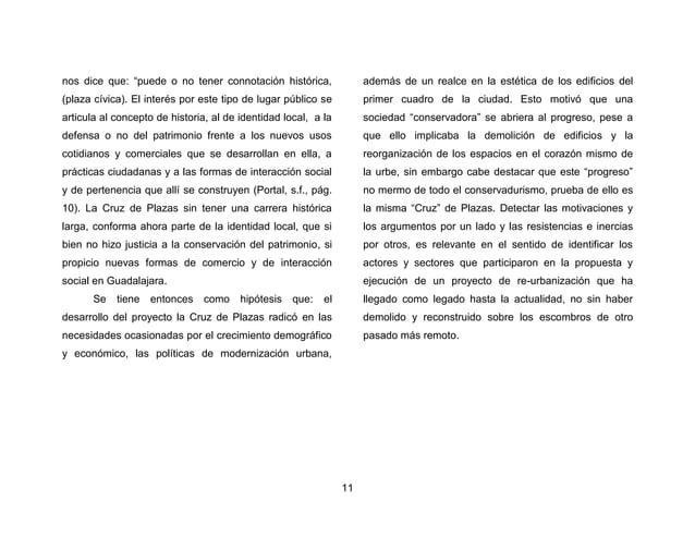 14  El Proceso de Urbanización  En 1542, Guadalajara se fundó y asentó definitivamente en el Valle de Atemajac; ya desde e...