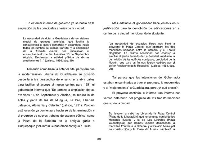41  El Proyecto de la Cruz de Plazas  La Cruz de Plazas de Guadalajara es un proyecto llevado a cabo entre 1947 y 1959 dur...