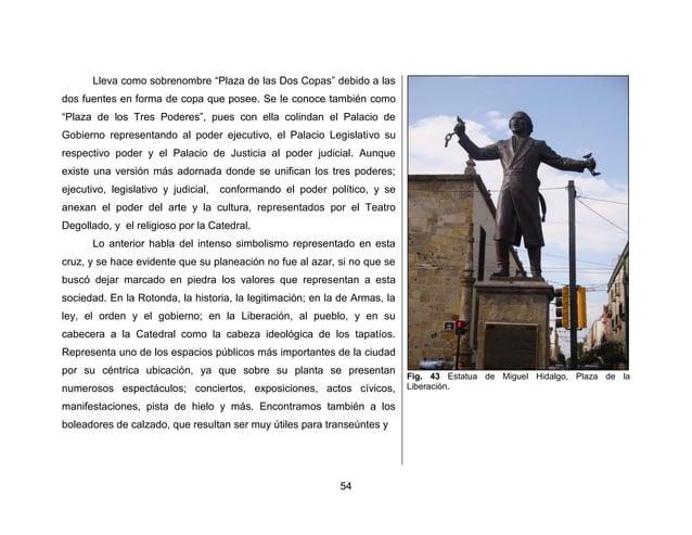 57  La plaza Central, de la Liberación o del Dos de Copas, debía ser un centro de distribución de tránsito, de estacionami...