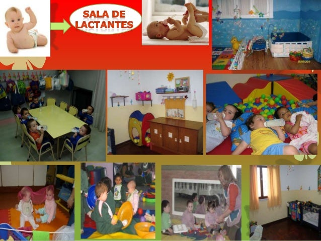 Lactantes sala de 2 deambuladores for Actividades para jardin maternal sala de 2