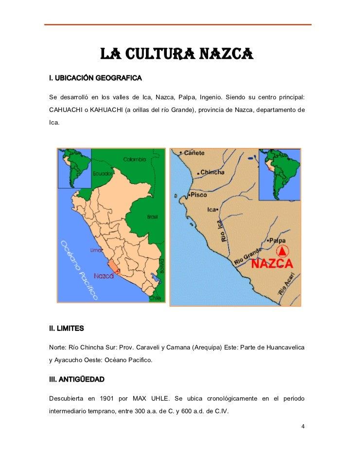 La cultura nazca for Cajeros cerca de mi ubicacion
