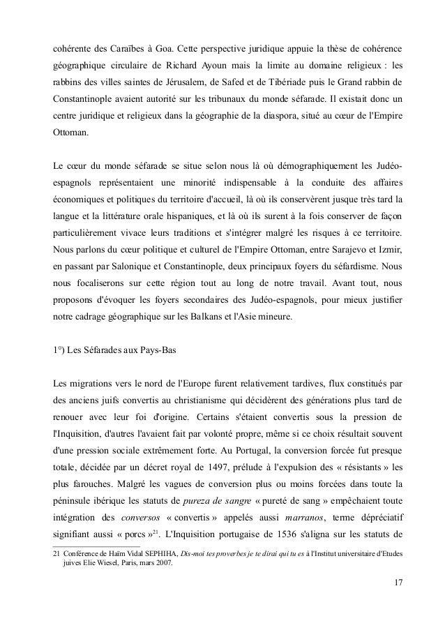 cohérente des Caraïbes à Goa. Cette perspective juridique appuie la thèse de cohérence  géographique circulaire de Richard...