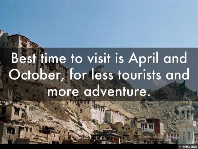 Ladakh The Land of High Passes Slide 3