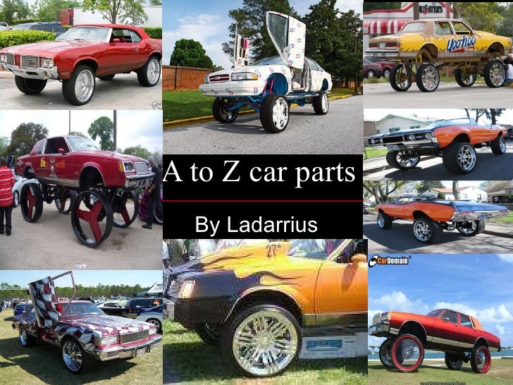 A to Z car parts By Ladarrius