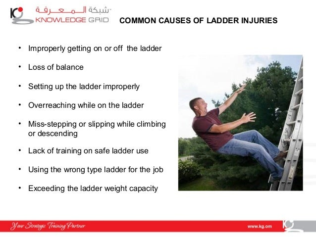 Ladder Safety