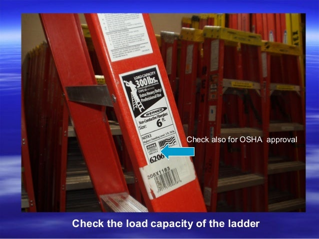 Ladder Safety By Esd