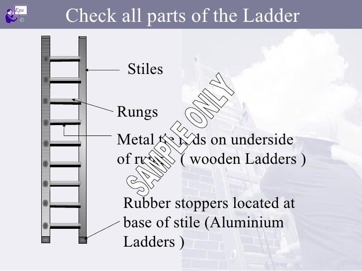 Ladder Safety Demo