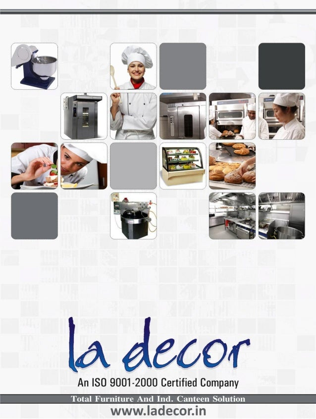 Kitchen & Pantry Equipment By La Decor