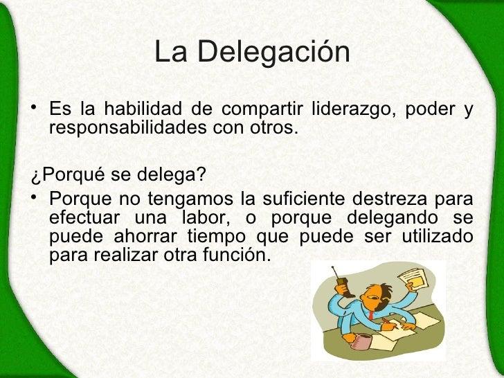 La DelegacióN Slide 2