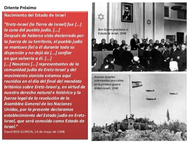 Oriente Próximo Las guerras árabe-israelíes En 1956 Egipto nacionalizó el canal de Suez, lo que provocó la respuesta de Is...