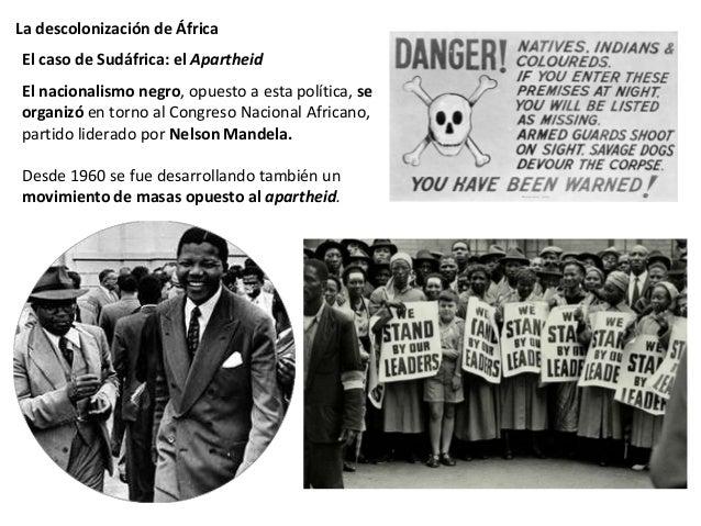 """La descolonización de África Un ideal por el que vivir """"Los africanos quieren que se les pague un salario mínimo. Los afri..."""