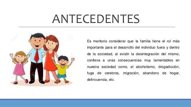 Pubg Tiene Serios Problemas De Rendimiento Sus: LA DESINTEGRACIÓN FAMILIAR Y SUS EFECTOS EN EL RENDIMIENTO