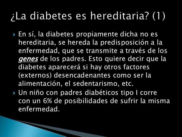 La diabetes alex