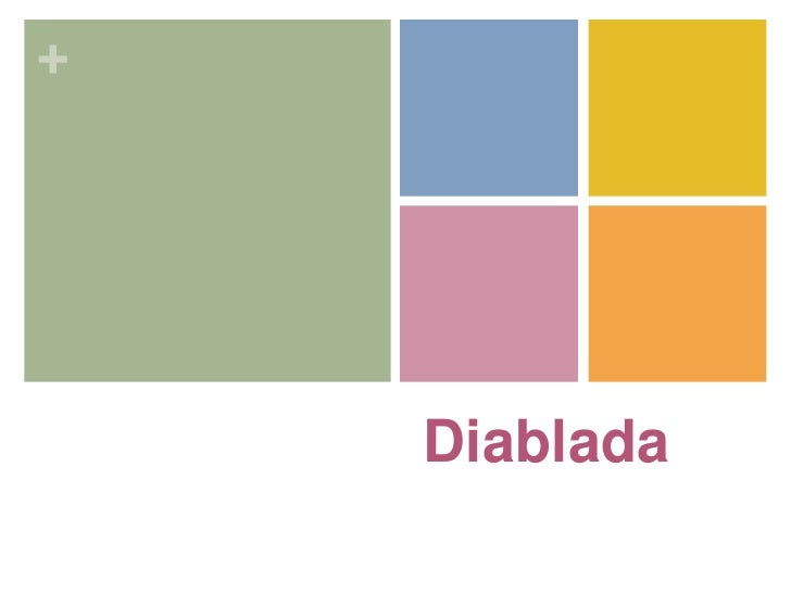 +    Diablada