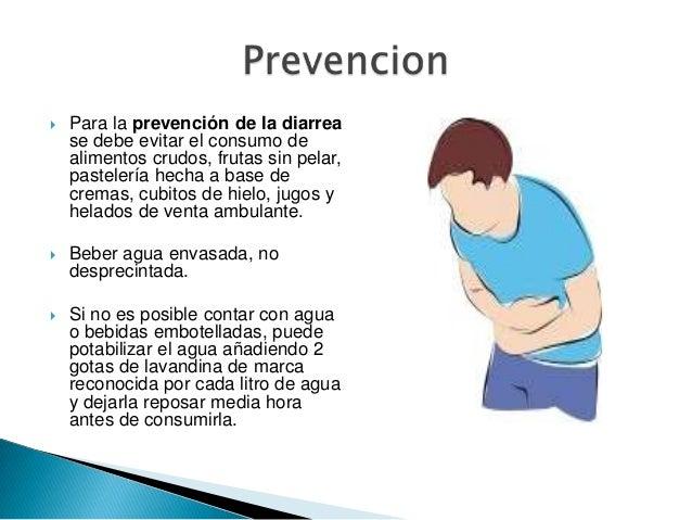 La diarrea - Alimentos para evitar la diarrea ...