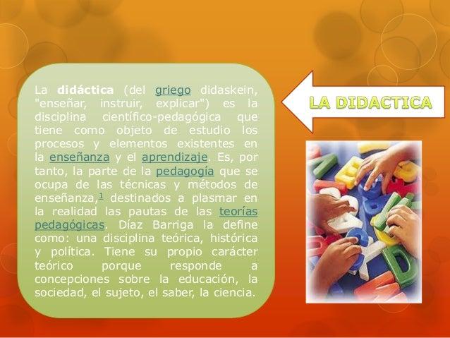 La didactica Slide 2