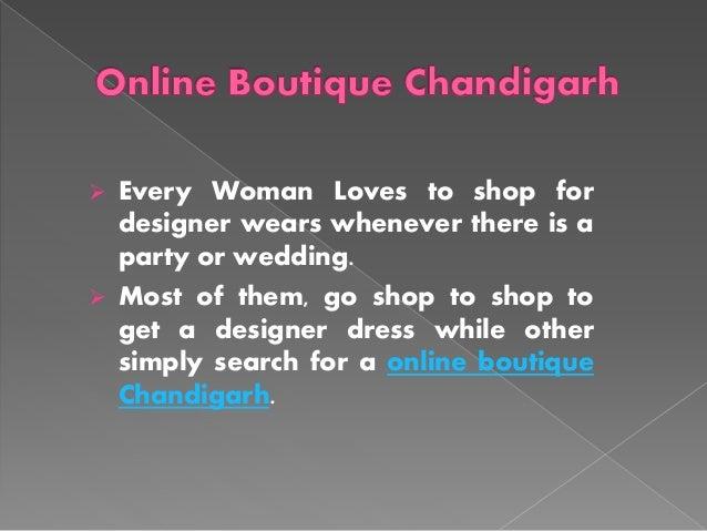 Ladies designer wear chandigarh