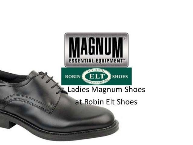 Ladies Magnum Shoes at Robin Elt Shoes