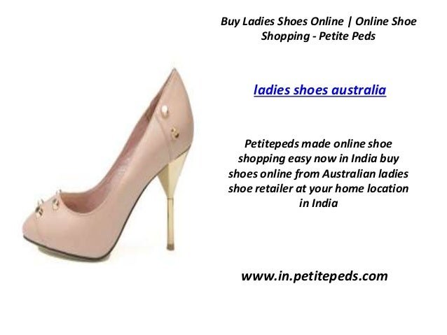 Buy Ladies Shoes Online | Online Shoe Shopping - Petite Peds ladies shoes  australia Petitepeds made ...