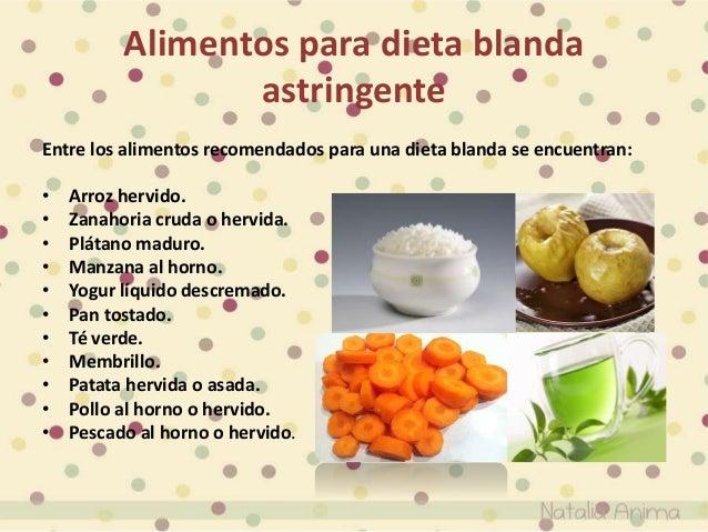 La dieta blanda y la dieta suave - Alimentos de una dieta blanda ...