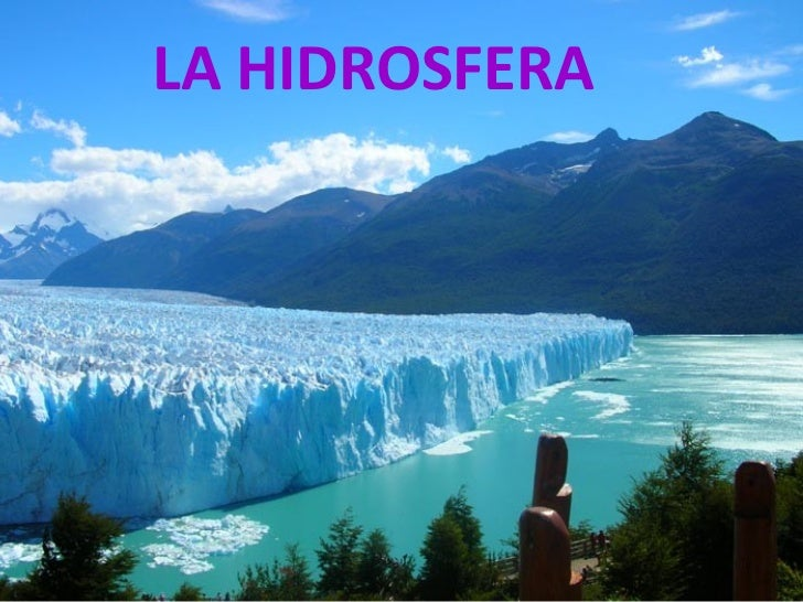 Resultado de imagen de hidrosfera