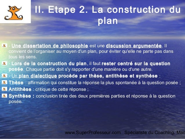 exemple dissertation philo st2s