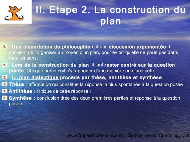 exemple dissertation philo st2s