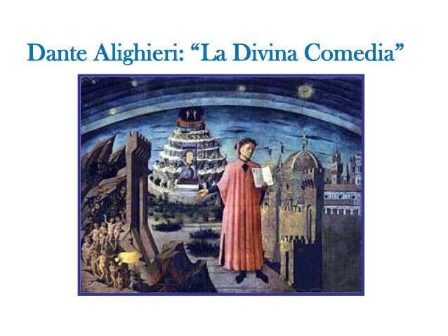 "Dante Alighieri: ""La Divina Comedia"""