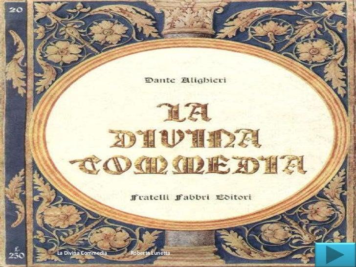 La Divina Commedia   Roberta Lunetta   1