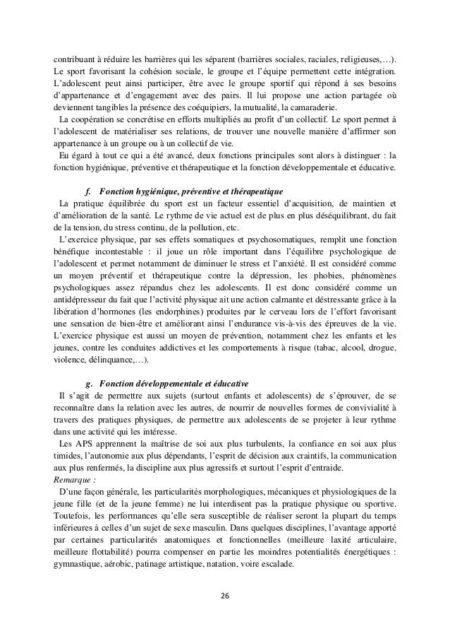 Sport dissertation questions
