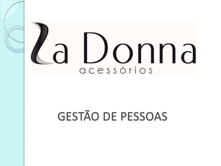 GESTÃO DE PESSOAS<br />