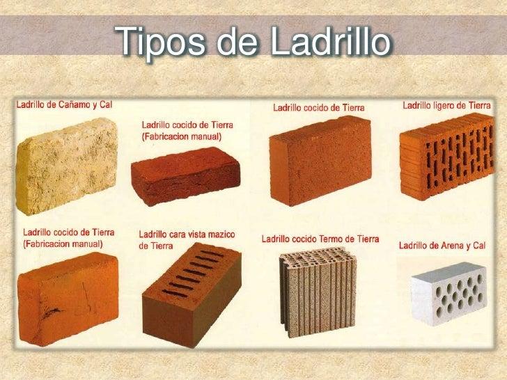 Ladrillo pisos y losetas pisos y losetas ladrillo - Tipos de ladrillos ...
