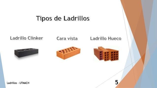 Ladrillos exposicion de quimita - Clases de ladrillos ...