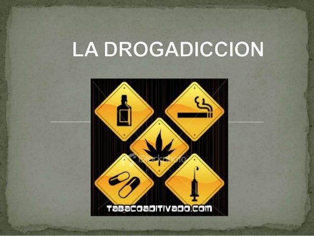 MENU                                                     LA               Drogas legales                   DROGADICCION Dr...