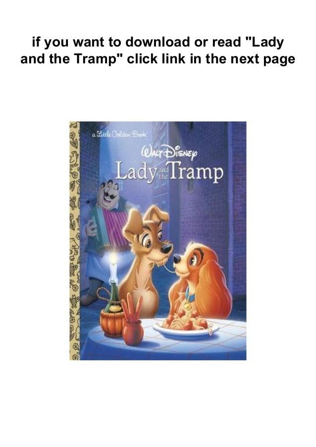 Lady And The Tramp Pdf Kindle Epub