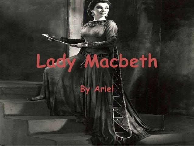 Lady Macbeth    By Ariel