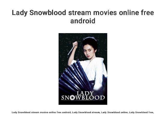 Lady Snowblood Stream