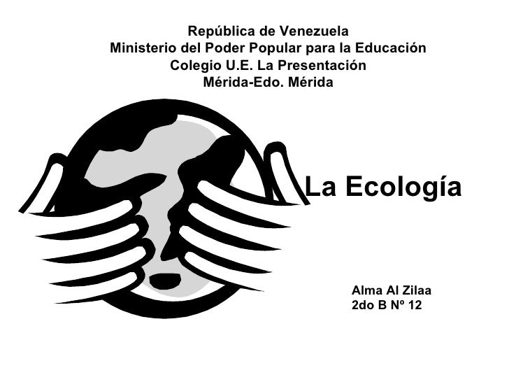 República de VenezuelaMinisterio del Poder Popular para la Educación         Colegio U.E. La Presentación               Mé...