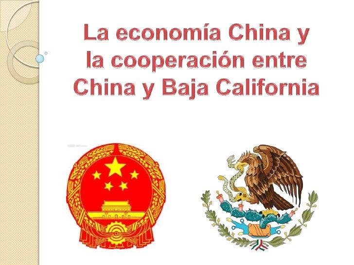 • Economía china Ⅰ       • Medidas contra la crisis financiera Ⅱ       • Situación económica actual de China Ⅲ      • Opor...