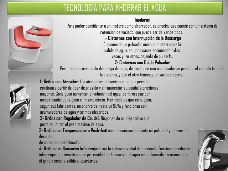 La ecotecnologia - Grifos con temporizador ...