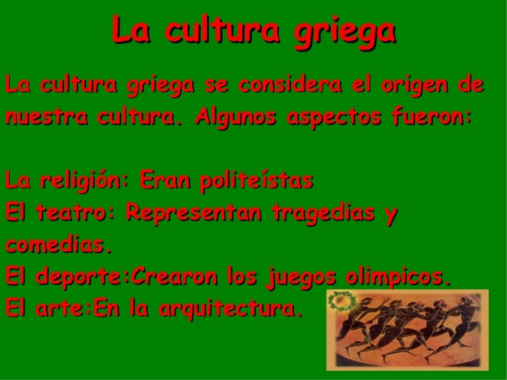 La edad antigua grecia for Cultura de la antigua grecia