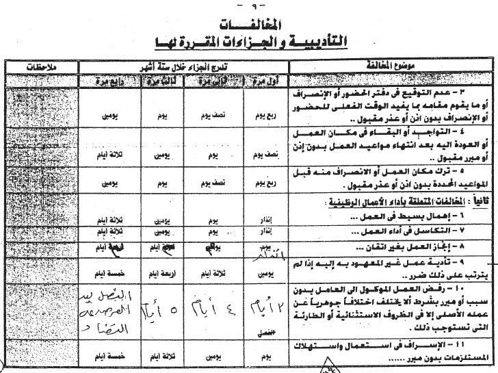 ahram newspaper work regulation