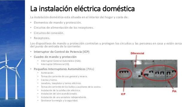 Instalaciones en viviendas instalaciones el ctricas - Instalacion electrica domestica ...