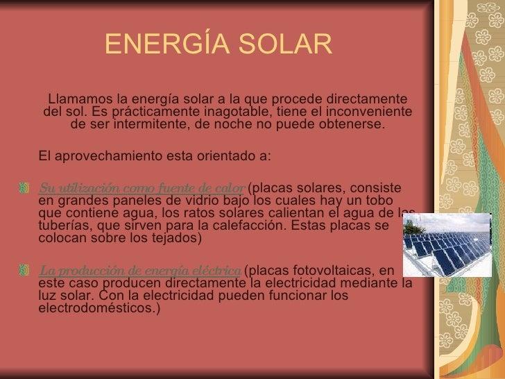 La energ a obtenci n y consumo - En que consiste la energia geotermica ...