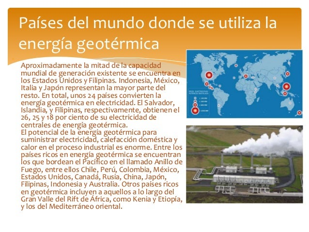 La energ a geot rmica - Energia geotermica domestica ...