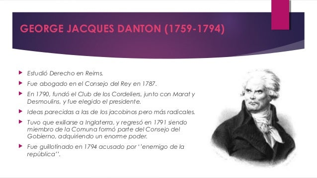 JEAN PAUL MARAT (1743-1793)   Científico, periodista y político.    Integró el club de los jacobinos.    Público artícu...