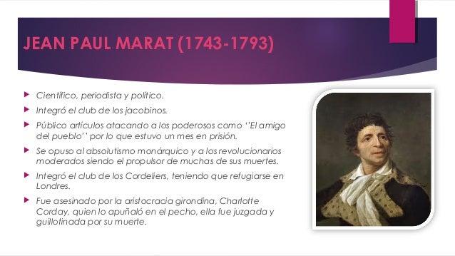 I. Estados Generales (1789)   Estados generales Asamblea convocada por el Rey de manera excepcional, donde acudían repres...